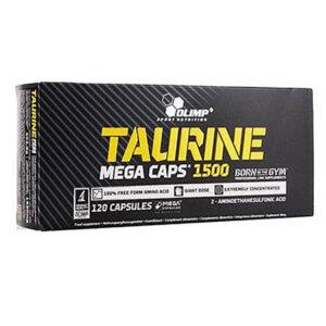 TAURINE MEGA CAPS 1500 120 CAPS