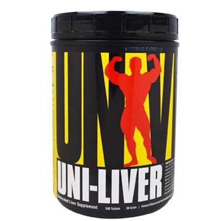 Universal UNI-LIVER 500 CAPS