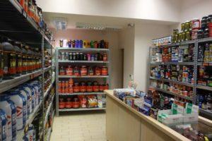 Táplálékkiegészítő üzlet VI. kerület, Teréz körút 36.