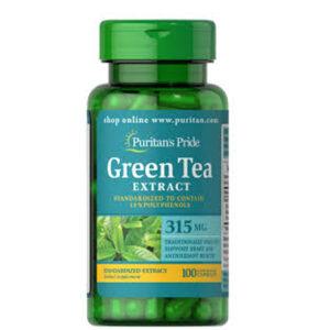 Puritans Pride Green Tea Extract