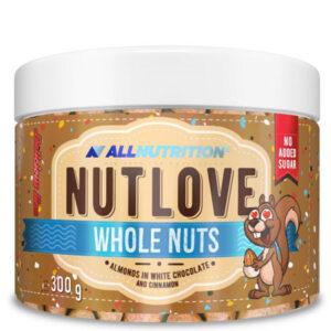 nutlove almonds